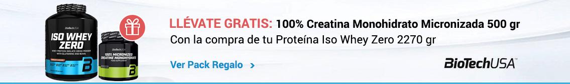 creatina myprotein
